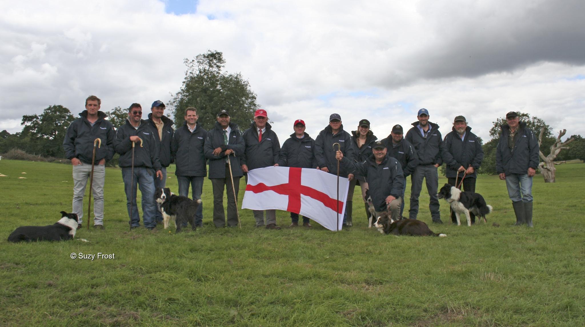 English National Sheepdog Trials 2016