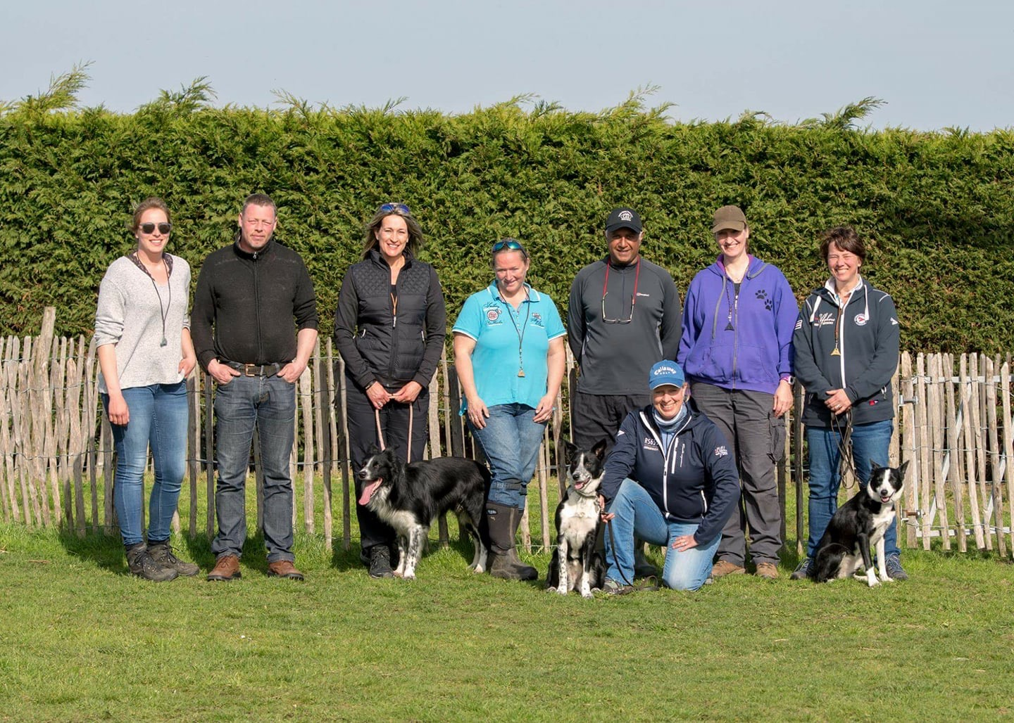 Dutch Sheepdog Clinic