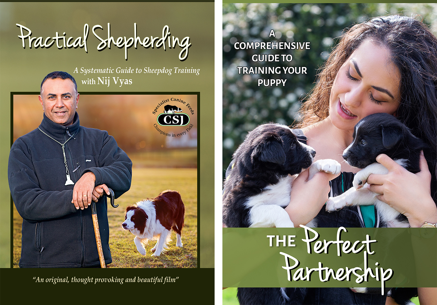 New - Online Sheepdog Training Courses